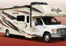 Thor Outlaw Class C motorhome